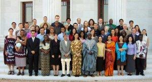 Bahá'í  Faith members around the world.