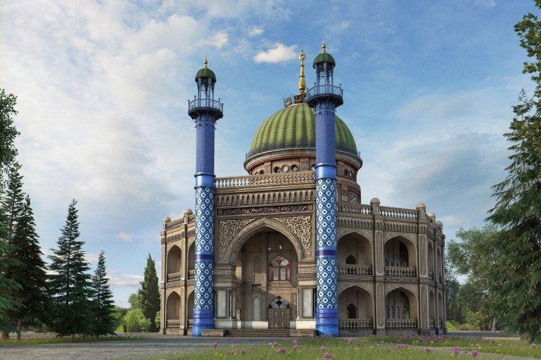 Ashgabat House of Worship
