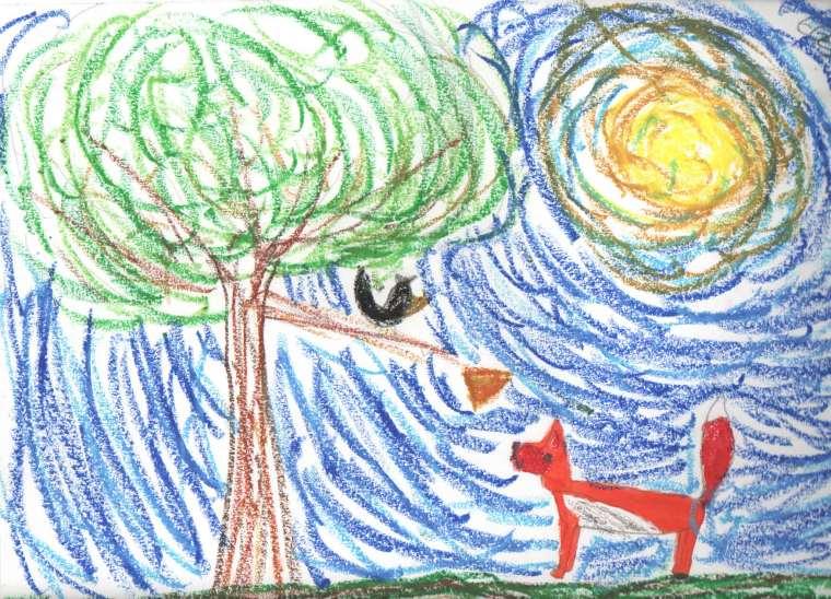 Fox and the Bird